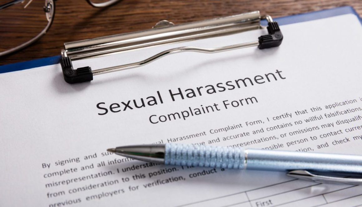Podcast: Evolution of Sexual Harassment